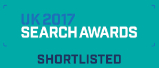 UK Search Awards 2017 Finalists